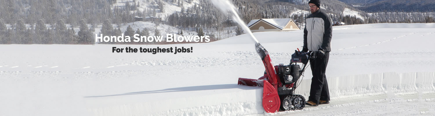 Snowblower Tough